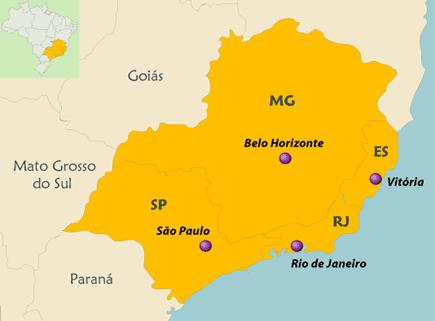Tourismus in Sao Paulo und Rio de Janeiro