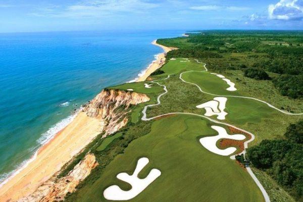 Der Terravista Golfclub liegt nahe bei Trancoso in Bahia