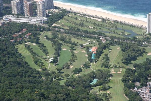 Der Gavea Golf & Country Club liegt im Stadtteil Conrado.