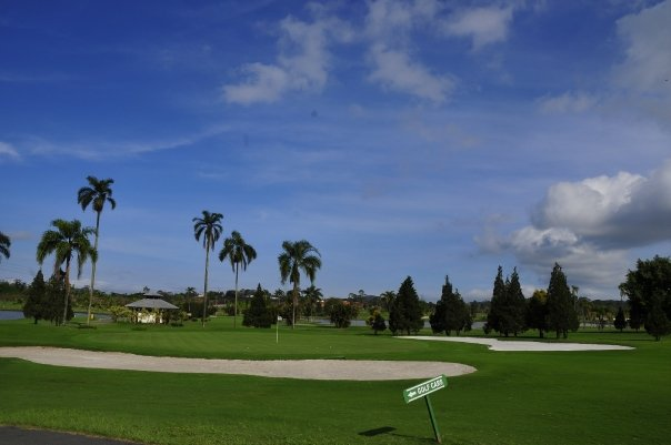 Das Paradise Golf Resort in Mogi das Cruzes