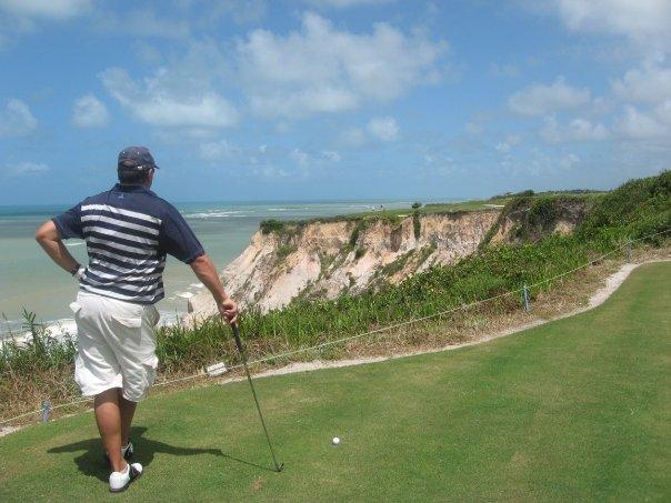 Herrlicher Ausblick zum Signatur Hotel von Terravista Golfplatz
