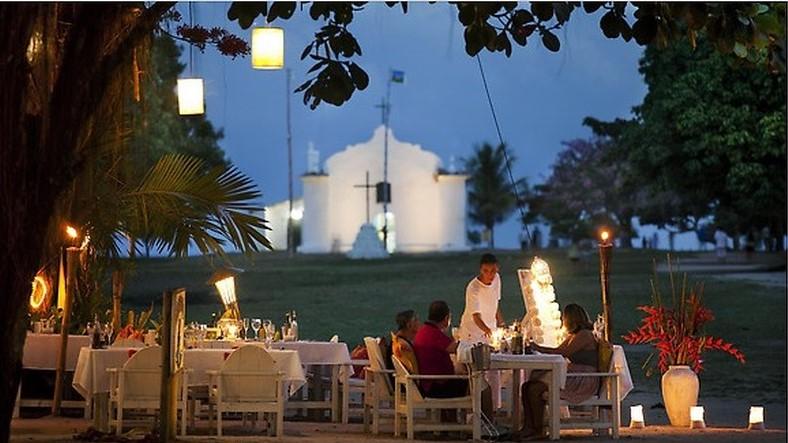 Trancoso ist ein perfekter Ort für romantische Abende
