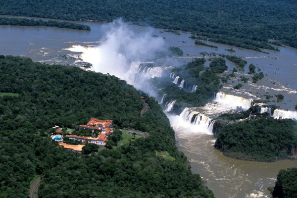 Hotel Belmond das Cataratas im Nationalpark