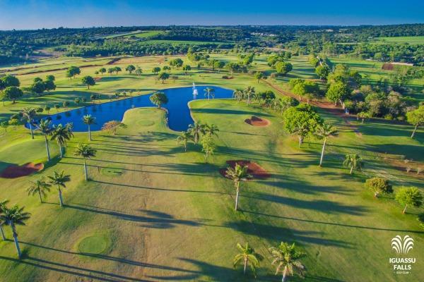 Golfpaket mit Iguassu Falls Golfclub