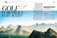 Simply Golf Bericht Brasilien Regina Dvorak