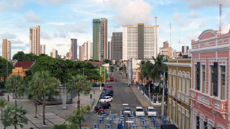 Fortaleza, Hauptstadt von Ceara