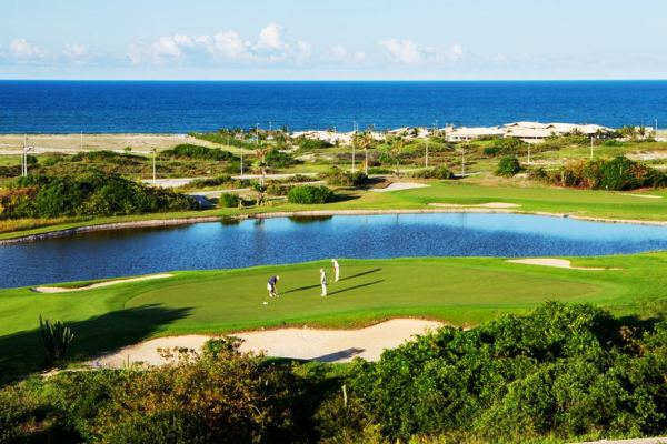 Auquiraz close to Fortaleza with the Ocean Dunes Golf course