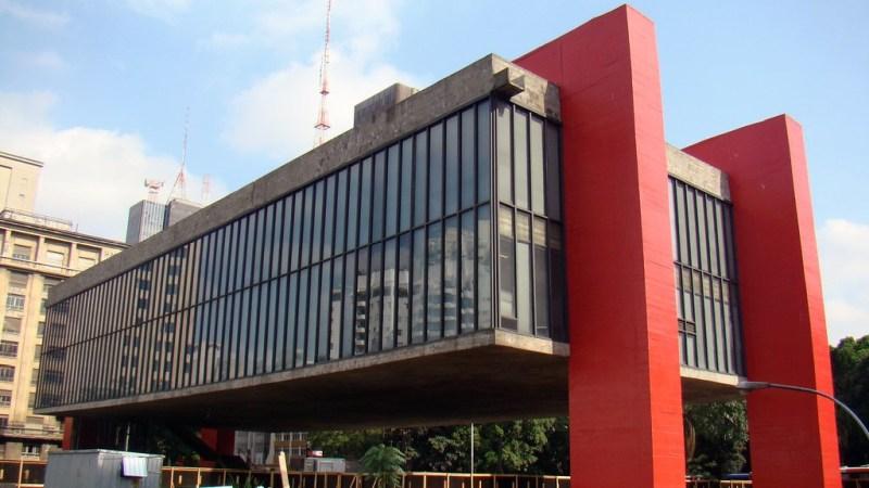 MASP Museum de Arte de São Paulo