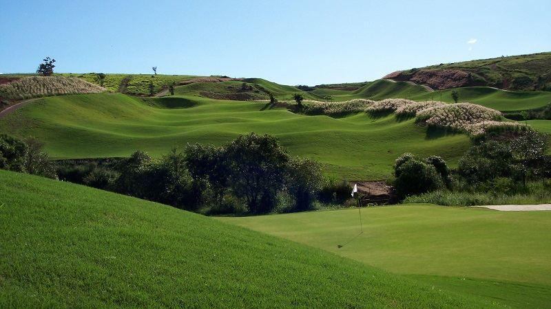 Vista Verde Golfclub nördlich von Sao Poulo
